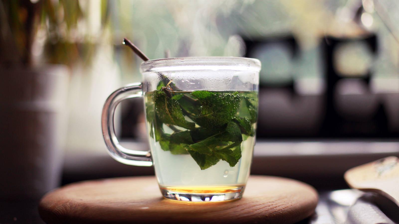 Wirkung von Pfefferminztee und regionalen Teesorten
